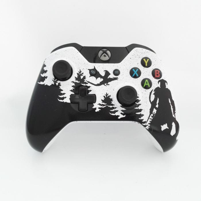 Hand Painted Custom Controllers UK | Xbox One, PS4 & Nintendo Switch
