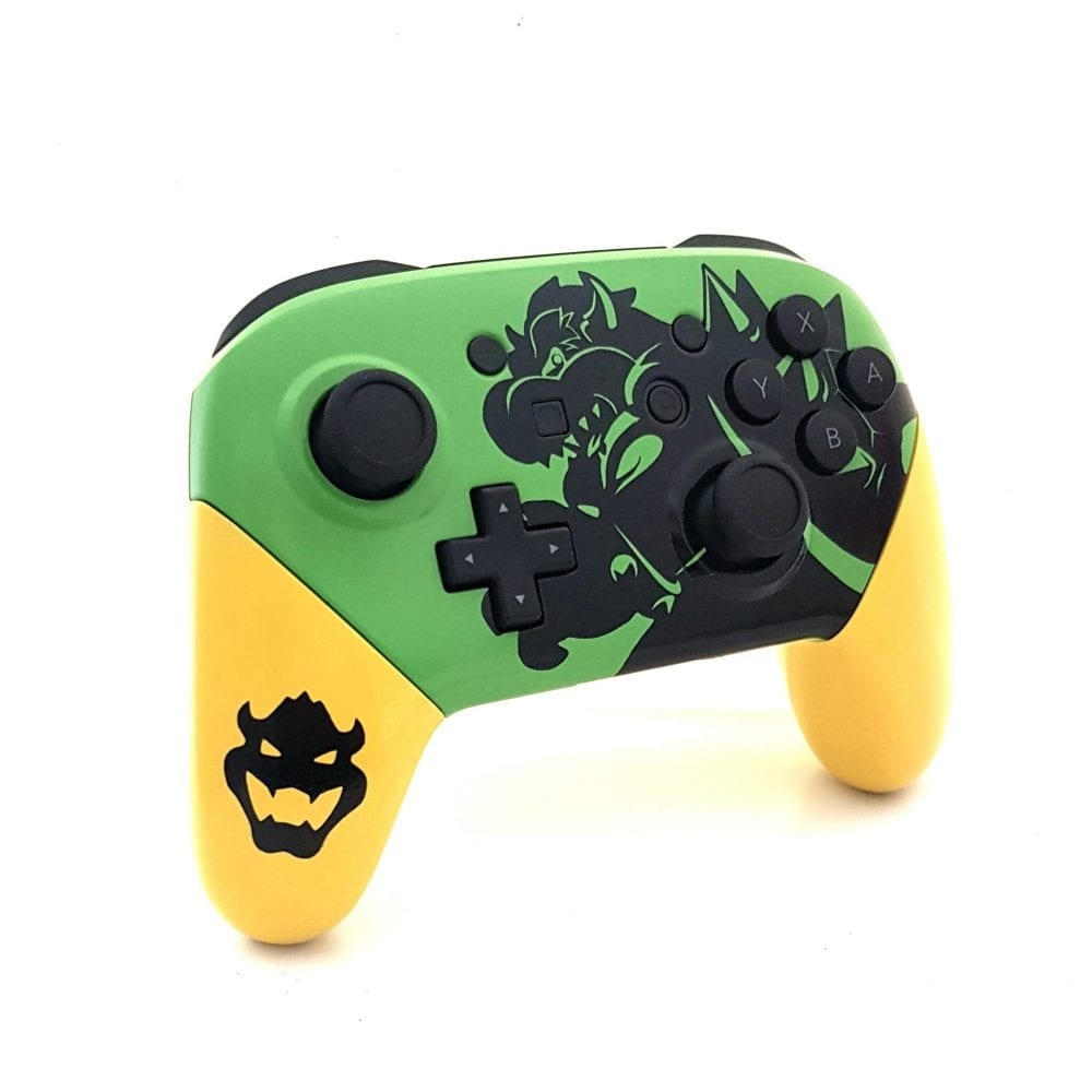 Nintendo Switch Pro Controller | Bowser