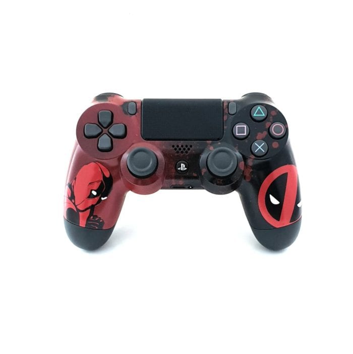Hand Painted Custom Controllers UK | Xbox One, PS4