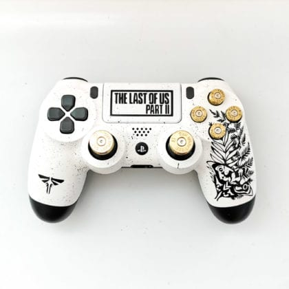 the last of us custom controller Archives - Undead Gaming